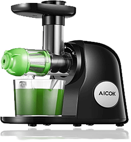 Aicok 2020 Compact Cold Press Juicer