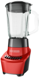 BLACK+DECKER FusionBlade Blender with 6 Cup Glass Jar