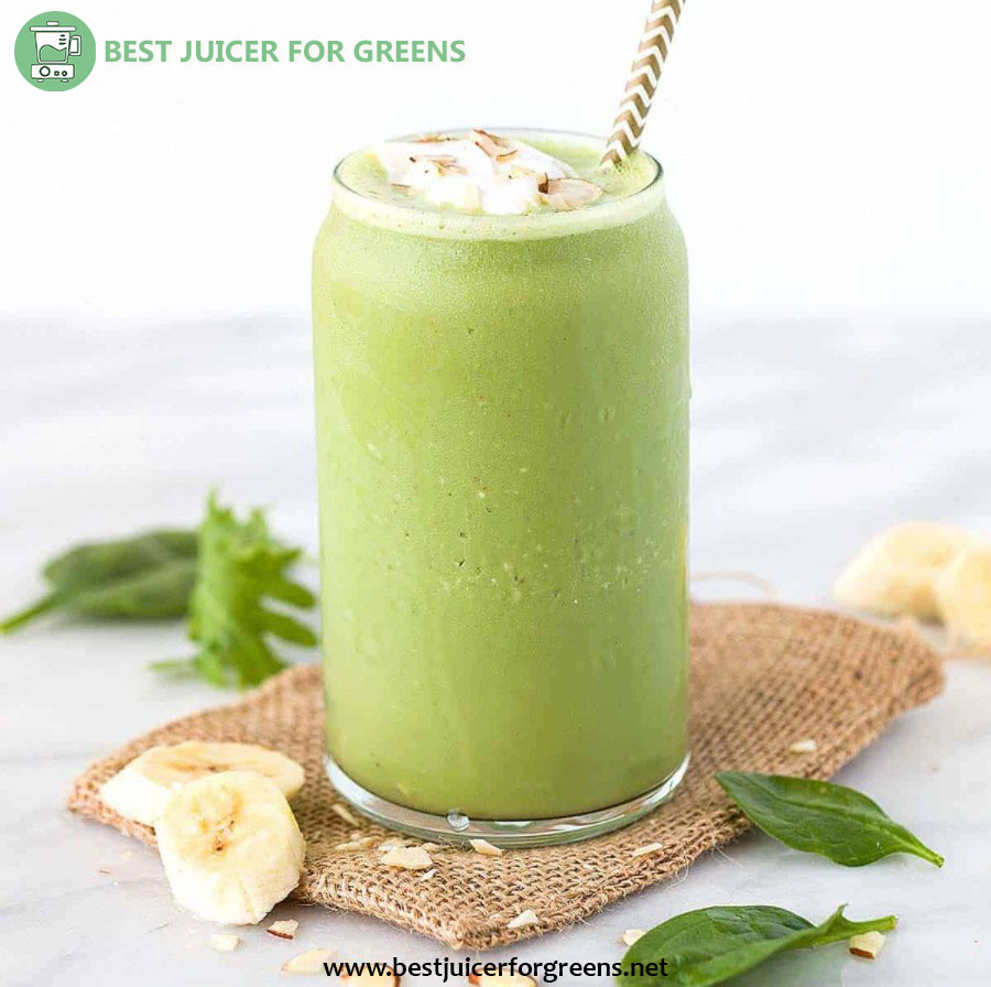 Matcha Stay fit Smoothie