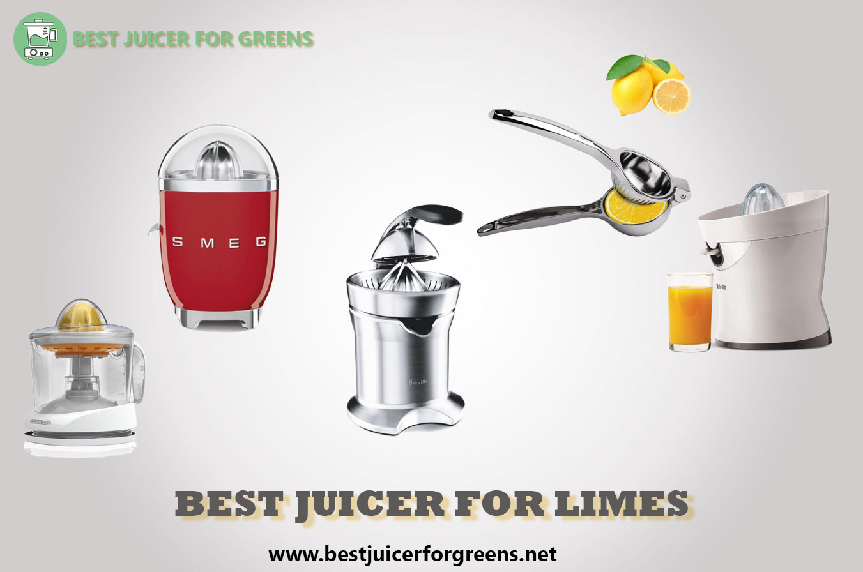 Best Juicer for Limes