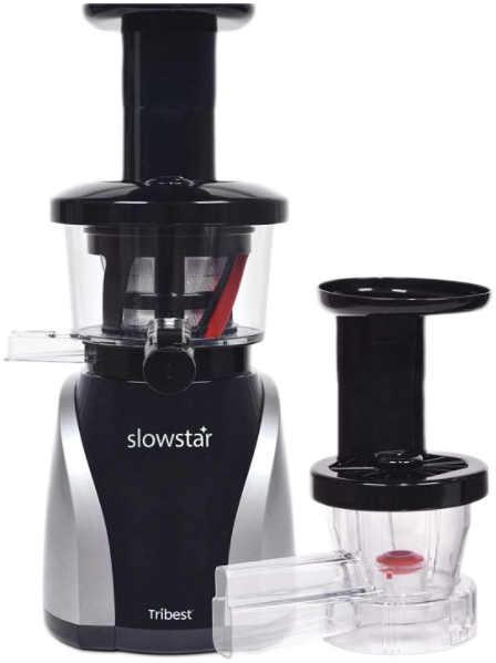 Tribest SW 2020 Slowstar, Vertical Slow Juicer